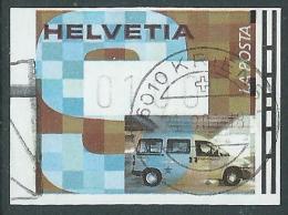 SVIZZERA FRANCOBOLLO AUTOMATICO 100 CENT - CZ13-10 - Automatic Stamps