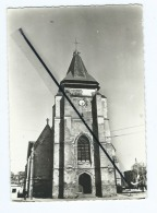 CPM -   En Passant Par...  Marcq En Baroeul  - Eglise St Vincent - Marcq En Baroeul
