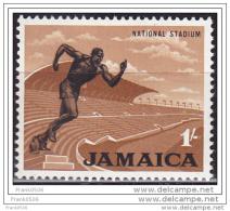 Jamaica 1964, National Stadium, 1sh, Scott# 226, MNH - Jamaica (1962-...)