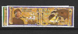 1992 MNH Cept Gibraltar - Europa-CEPT