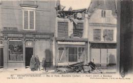REIMS Bombardé - Rue De Vesle, Boucherie Cochart - Reims