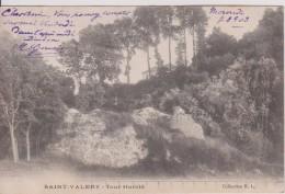 """8O LA SOMMESAINT VALERY SUR SOMME   """"  Tour Harold  """" - Saint Valery Sur Somme"""