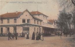 LE TOUQUET - Hermitage Hôtel - La Terrasse - Le Touquet