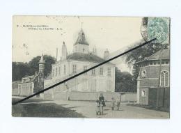 CPA  - Marcq En Baroeul  -  Château Du Lazaro - Marcq En Baroeul