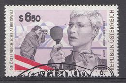 Autriche 1998  Mi.nr.: 2269  Die Österreichische Arbeitswelt  OBLITERE / USED / GEBRUIKT - 1945-.... 2de Republiek