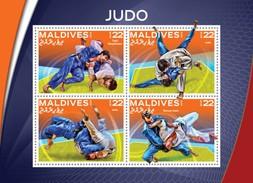 Maldives 2016, Sport, Judo, 4val In BF