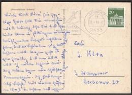 Germany Gromitz 1968 / Water Skiing / Machine Stamp