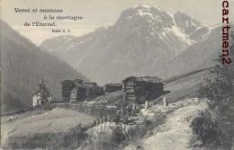 ALPAGE CHALET SUISSE DELACHAUX ET NIESTLE S.A. NEUCHATEL MONTAGNE VILLAGE SUISSE - NE Neuchatel