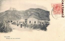 CULLERA BARRIO DE SAN ANTONIO ESPANA 1900 - Espagne