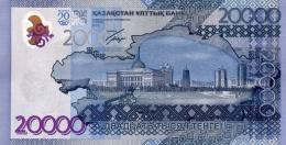 KAZAKHSTAN P. 46 20000 T 2013 UNC - Kazakistan