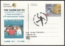 Croatia Zagreb 2006 / Tennis / PBZ Zagreb Indoors / ATP International Tournament - Tennis