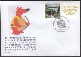 Croatia Plitvice Lake 2004 / 19th FIELD Archery World Championship