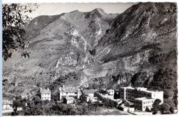 Lantosque (Alpes-Maritimes)   Vue Générale          (CPSM, Bords  Dentelés, Format 9 X 14) - Lantosque