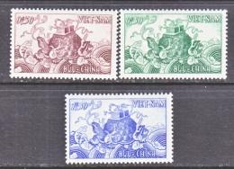 VIETNAM  27-9  *  MYTHICAL  TURTLE - Vietnam