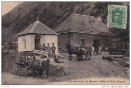 PONTAUT (Espagne)   Punto Avanzado De Aduana (Douane, Val D'Aran) - Lérida