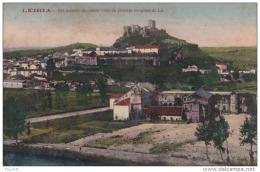 LEIRIA (PORTUGAL) UM ASPECTO DA CIDADE VISTO DA AVENIDA MARGINAL DO LIZ - Leiria