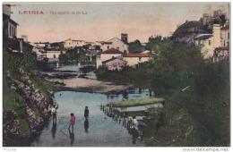 LEIRIA (PORTUGAL)  UM ASPECTO DO RIO LIZ - Leiria