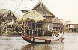 DAHOMEY---cité Lacustre--voir 2 Scans - Dahomey