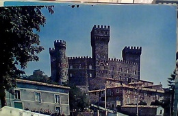TORRE ALFINA - CASTELLO E PANORAMA   VB1975 FQ5705 - Viterbo