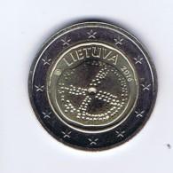 Lituania - 2 Euro Commemorativo Anno 2016 - Lituania