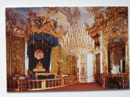 Konigsschloss Lindenhof / Last  Bavarian King  Ludwig II / Bedroom / 2 Scan - Museos
