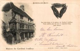 LUXEUIL LES BAINS MAISON DU CARDINAL JOUFFROY LES TROIS LAPINS - Luxeuil Les Bains