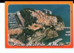 S12 La Principaute De Monaco - Le Rocher + Lunga Lettera Sul Retro 1999 - Monaco