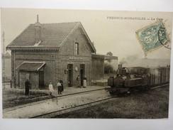 FRESNOY MORANGLES LA GARE - France