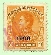 1736 ~  VENEZUELA  N°  75   Oblitéré - Venezuela