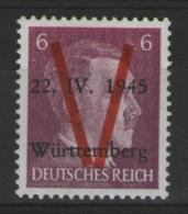 Wurtemberg N°3 **
