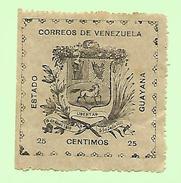 1738 ~  VENEZUELA  N°  84   Oblitéré - Venezuela