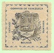 1739 ~  VENEZUELA  N°  86   Oblitéré - Venezuela
