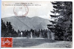 Lantosque   (Alpes-Maritimes)  Plateau De La Calmette - Lantosque