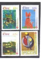SAR296  IRLAND  2004  Michl  1584/87  ** Postfrisch Siehe ABBILDUNG - 1949-... Republik Irland