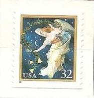 USA. Scott # 3018 MNH. Coil Stamp. Angel Christmas 1995 - Cristianismo