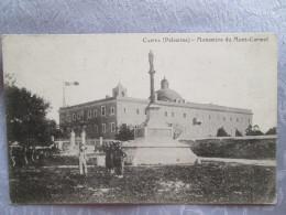 CAIFFA . MONASTERE DU MONT CARMEL - Palestine