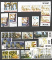Greece Used Stamps 2004 - 2008 - 2010 - 2012. 35 Pcs - Greece
