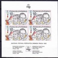 ** Tchécoslovaquie Mi Bl.73 (Yv BF 78 Ca), (MNH) - Blocks & Sheetlets