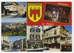 {41354} 63 Puy De Dôme Thiers , Multivues ; Vues Diverses - Thiers