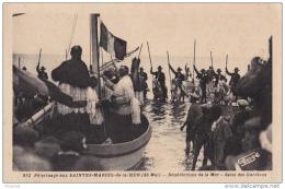 13) Pèlerinage Aux SAINTES MARIES De La MER - Bénédiction De La Mer - Salut Des Gardians (Prête Curé) - Saintes Maries De La Mer