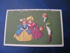 Kinder , Als Damen Und Herr Mit Zylinder , Präge AK Höchsr Am Main 1911 - Künstlerkarten