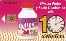 Venezuela, CAN2-0166-2, Smithkline Beecham, Quitoso, 2 Scans.   12/96 - Venezuela