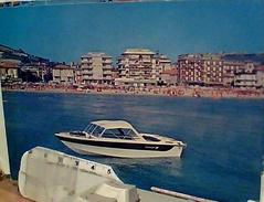 PORTO S SAN GIORGIO  MOTOSCAFO  VB1982  FQ5727 - Ascoli Piceno