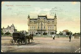 Bucuresti, Ministerul De Externe,31.12.1910 ?, - Romania