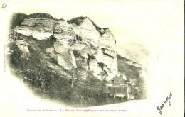 Orival. Les Ruines Du Chateau Royal à La Roche Fouet. - Francia