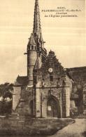 A 1038 - Ploumilliau (22) Clocher De L'Eglise Paroissiale - France