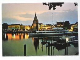 Lindau Im  Bodensee /  / Lake Ship  / Sunset / Night - Lindau A. Bodensee