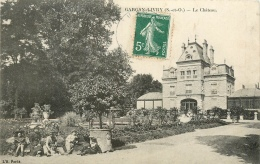 CPA Gargan Livry-Le Château-RARE     L2235 - Livry Gargan