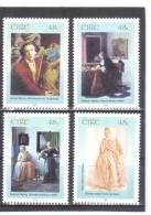 SAR290  IRLAND  2003  Michl  1527/30 ** Postfrisch Siehe ABBILDUNG - 1949-... Republik Irland