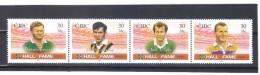 SAR288  IRLAND  2001  Michl  1361/64 ** Postfrisch Siehe ABBILDUNG - 1949-... Republik Irland